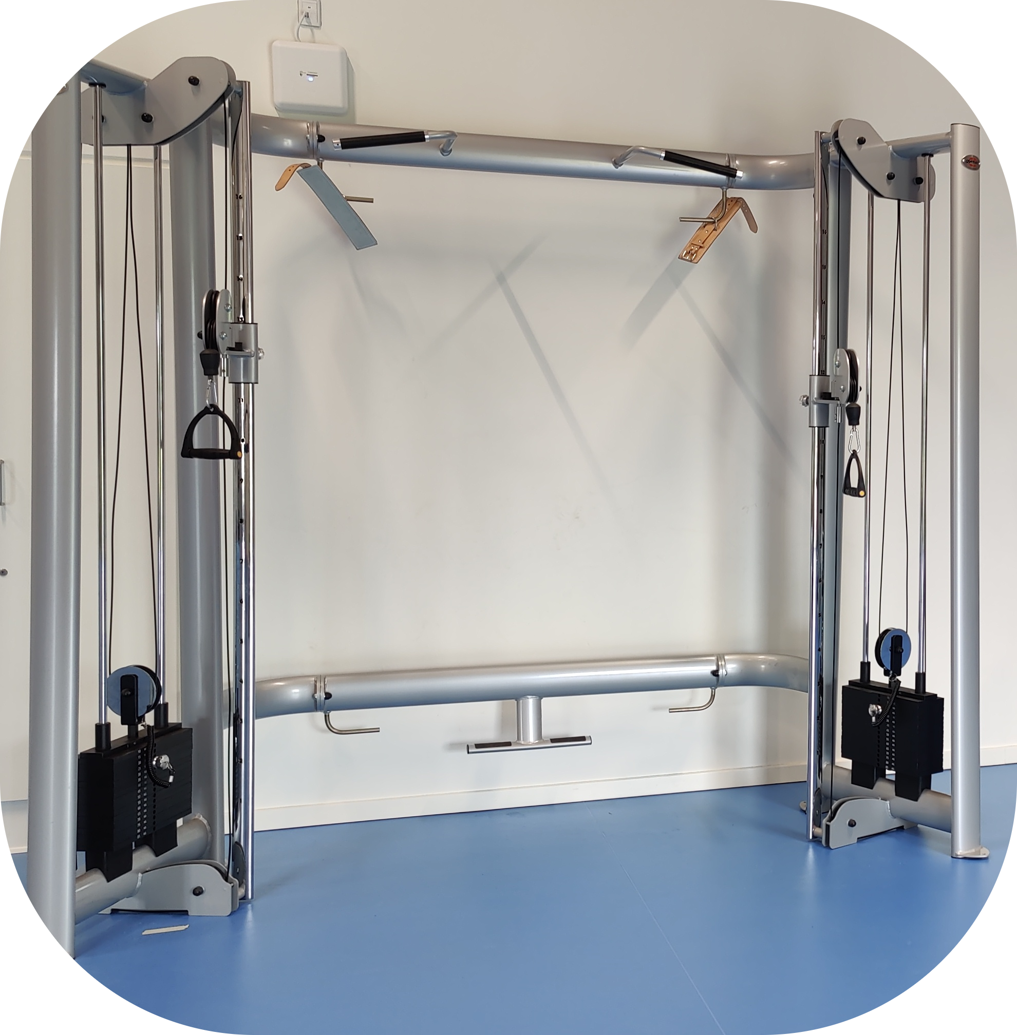 Adjustable v pulley
